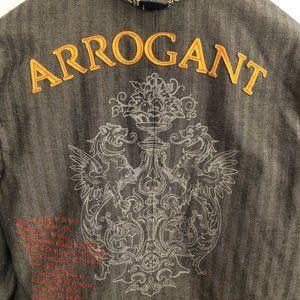 English Laundry Arrogant Men's Herringbone Jacket